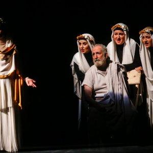 'Socrates' Returning to Vahdat for Last Show