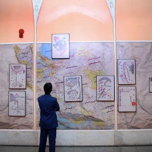 Historical Books on Show at Tehran's Malek Museum