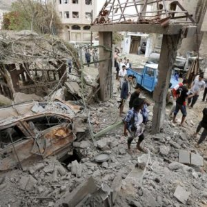 Saudi-Led Airstrike Kills 10 Yemeni Civilians