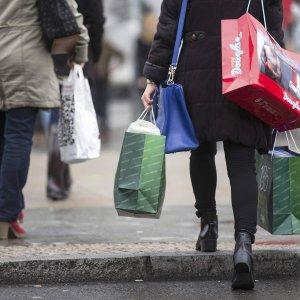 Germans See Moderate Upturn