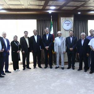 TCCIMA Commends Donya-e-Eqtesad Media Group