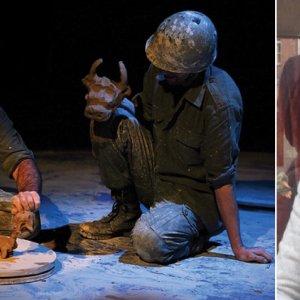 Sabri's Anti-War Play in Portuguese Festival