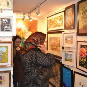 Golestan Gallery Holding Summer Exhibition