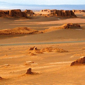 Lut Desert Added to World Heritage List