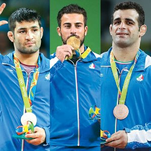 Iran Ends With 8 Medals in Rio