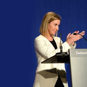 EU's Mogherini Admits Need to Underpin JCPOA