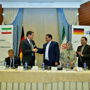 German Traders Make Second Visit to Iran
