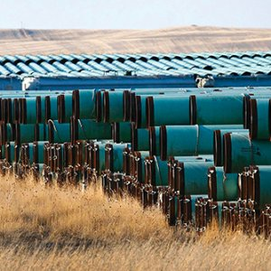Obama Vetoes Keystone Oil Pipeline Project