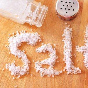 Increase Seafood, Reduce Salt Intake