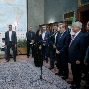 Tehran, Paris Can Help Stop Regional Crises