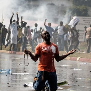 1,000 Arrested in Gabon Clashes