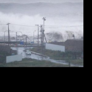 Rare Typhoon Turns Deadly in Japan