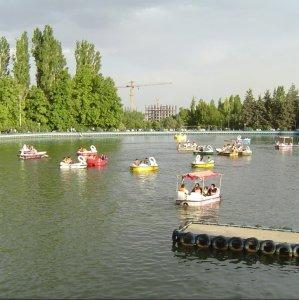 City Council Faults Tehran Public Parks