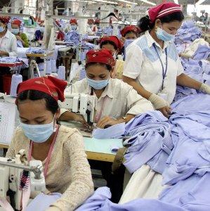 Cambodia Economy Robust