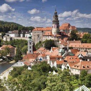 Czech GDP Powers Ahead