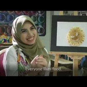 Creativity Through Love of Art and Food
