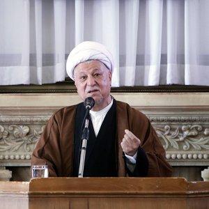 Rafsanjani Calls for Bolstering Political Factions