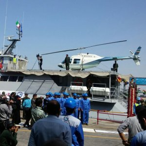 2 Vessels Join IRGC Naval Force