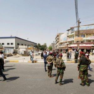 17 Killed in Baghdad Blasts