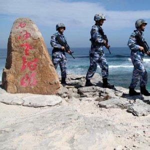China, Russia Start War Games