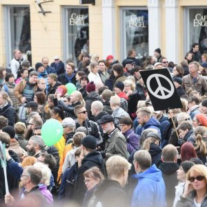 Thousands of Finns March in Anti-Racism Protest