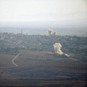 Israel Targets Syria, Denies Losing Aircraft