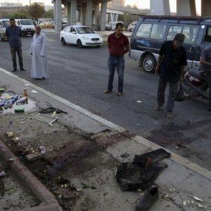 Triple Suicide Attack in Baghdad Kills 11 Troops