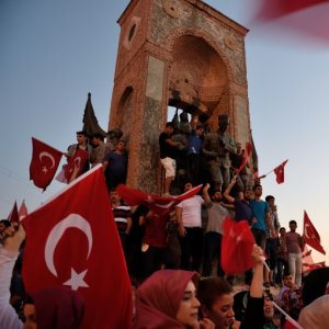 Thousands to Stand Trial  in Turkey