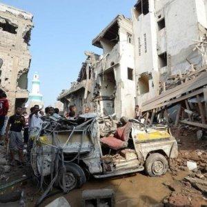 Saudi Airstrikes Kill 9 in Yemen