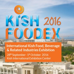 Kish Hosts Foodex 2016