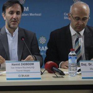 Iran, Turkey Near Free Trade Deal