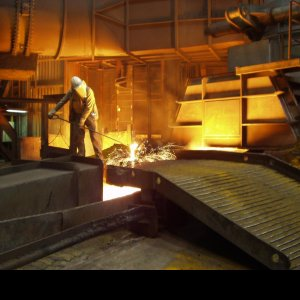 The domestic steel industry is expected to use 77.2% of its 22 million-ton capacity by the end of the current Iranian year (March 20, 2017).