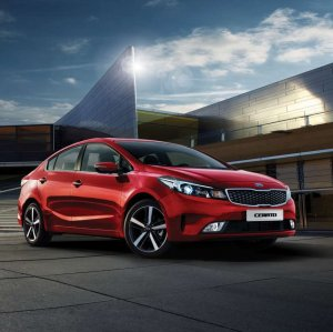 Kia's Cerato, which is assembled by SAIPA, lost a star and joined the 10 cars with two stars.