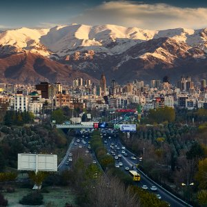 The North Tehran fault is one of the capital's most destructive.