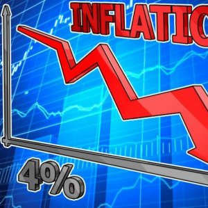 Bitcoin Inflation Rate Drops to 4%