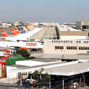 The government will sell operating licenses by March for airports in the cities of Porto Alegre, Salvador, Florianopolis and Fortaleza.