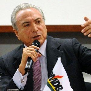 Brazil's Temer Promises Reforms