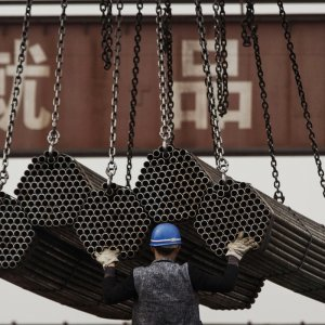 China Industrial Profits Rise