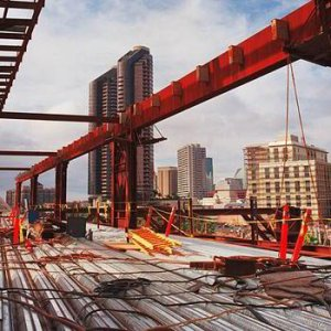 US Construction Spending Falls