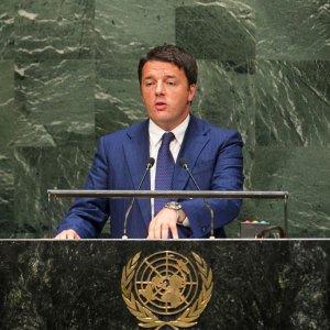 Renzi Says Austerity Destroying Europe