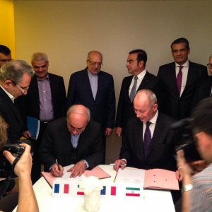Renault Signs Deal  for Iran Venture