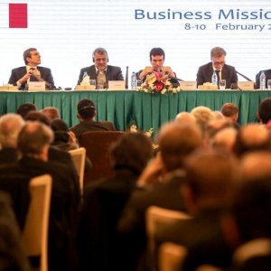 Joint Production Italy's Core Efforts for Expanding Ties