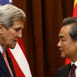 US, China Clash Over Disputed S. China Sea