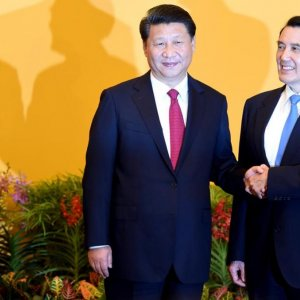 China, Taiwan in Historic Meeting
