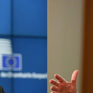 FM Confers With EU, Italy Counterparts