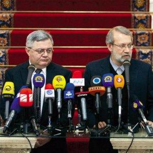 Speaker, Georgian Counterpart Discuss  Region, Ties