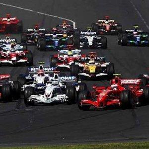 Formula 1 Circuit in Qeshm Island