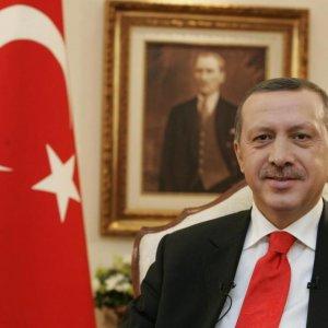 Erdogan Calls for Anti-Terror Collaboration