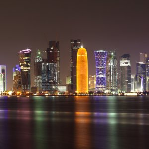 Qatar Budget Could Fall Into Deficit From 2016
