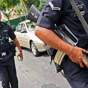 Malaysian Police Nab 17 Suspected Terrorists